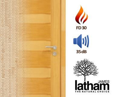 Dendrolight Fire Doors